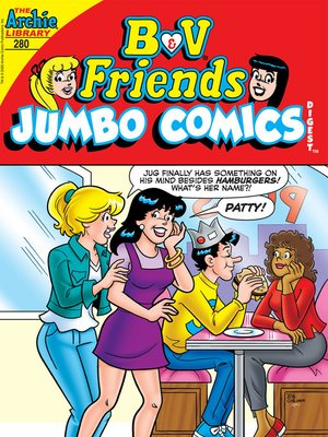 cover image of B&V Friends Double Digest #280