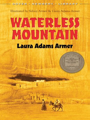 cover image of Waterless Mountain
