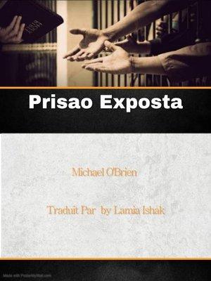 cover image of prisão exposta
