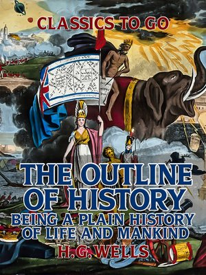 cover image of The Outline of History
