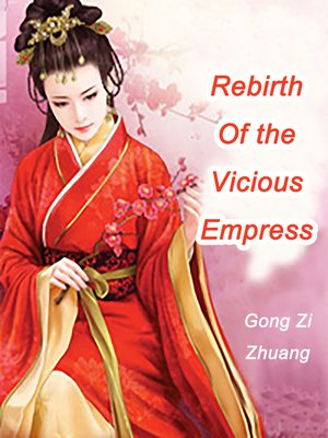 cover image of Rebirth of the Vicious Empress
