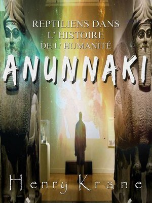 cover image of ANUNNAKI