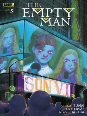 cover image of The Empty Man (2018), Issue 5