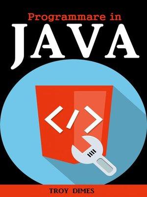cover image of Programmare In Java