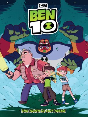 cover image of Ben 10 Original Graphic Novel