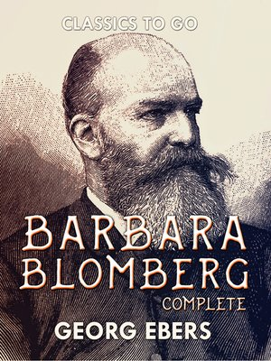 cover image of Barbara Blomberg Complete
