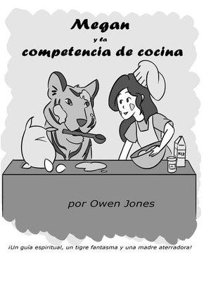 cover image of Megan y la competencia de cocina