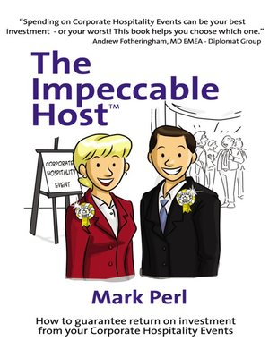 cover image of The Impeccable Host