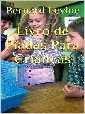 cover image of Livro de Piadas Para Crianças