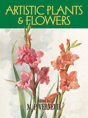 cover image of Artistic Plants and Flowers
