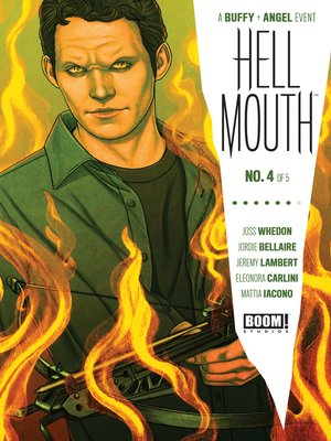 cover image of Hellmouth (2019), Issue 4