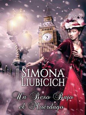 cover image of Un beso bajo el muérdago