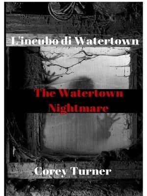 cover image of L'incubo di Watertown