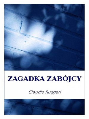 cover image of Zagadka Zabójcy