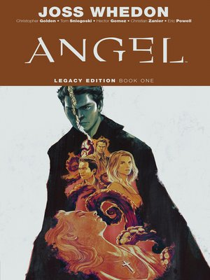 cover image of Angel Legacy Edition, Book 1