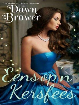 cover image of Eens op 'n Kersfees