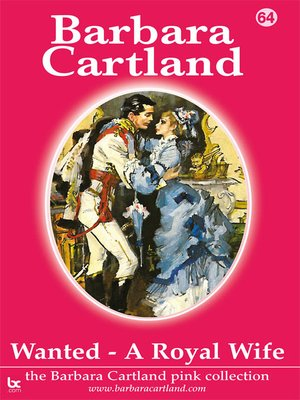 cover image of Wanted a Royal Wife