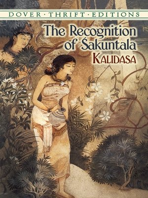 cover image of The Recognition of Sakuntala