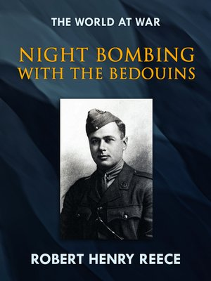 cover image of Night Bombing with the Bedouins