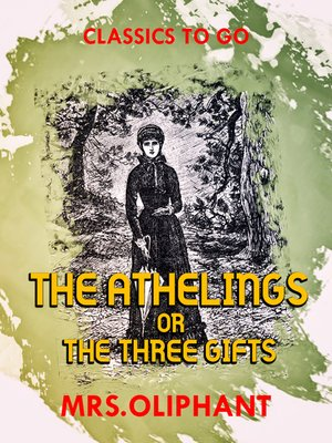 cover image of The Athelings or the Three Gifts