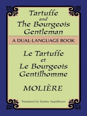 cover image of Tartuffe and the Bourgeois Gentleman