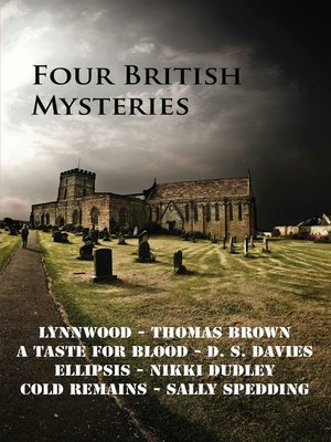 cover image of Four British Mysteries