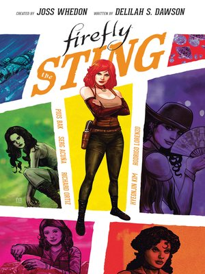 cover image of Firefly: The Sting