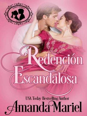 cover image of Redención escandalosa