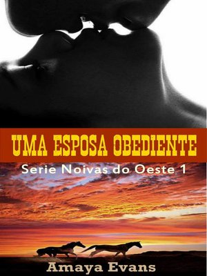 cover image of Uma esposa obediente