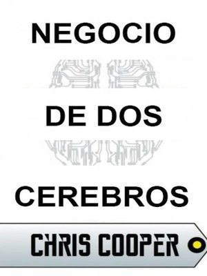 cover image of Negocio de dos cerebros