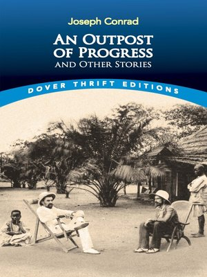 cover image of An Outpost of Progress and Other Stories