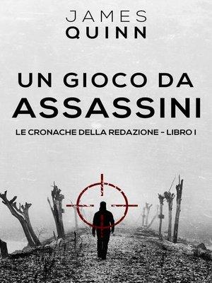 cover image of Un gioco da assassini