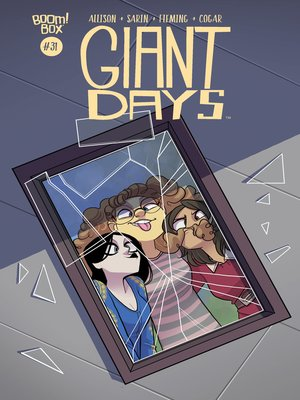 cover image of Giant Days (2015), Issue 31
