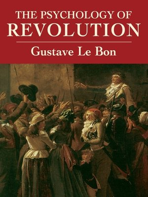 cover image of The Psychology of Revolution