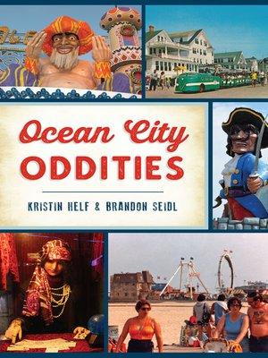 cover image of Ocean City Oddities