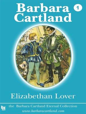 cover image of Elizabethan Lover