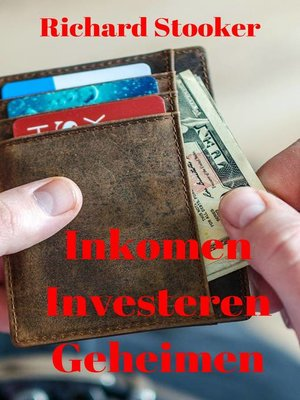 cover image of Inkomen Investeren Geheimen