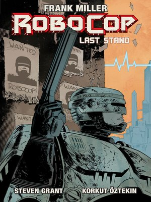 cover image of RoboCop: Last Stand (2013), Volume 1