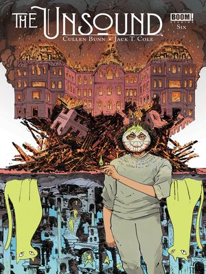 cover image of The Unsound, Issue 6