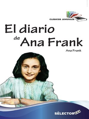 cover image of El diario de Ana Frank
