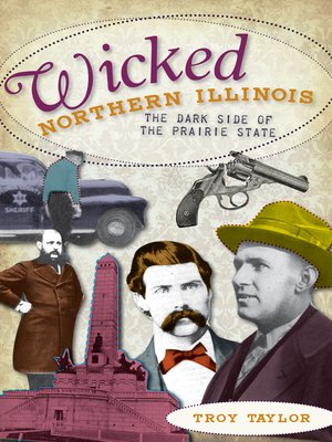 cover image of Wicked Northern Illinois
