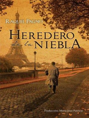 cover image of Heredero de la Niebla