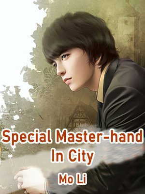 cover image of Special Master-hand In City