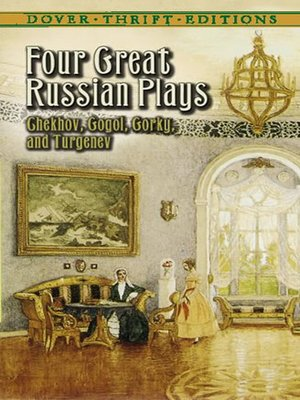 cover image of Four Great Russian Plays
