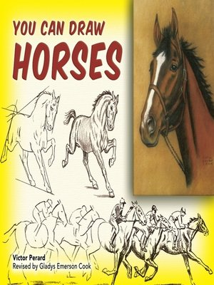cover image of You Can Draw Horses