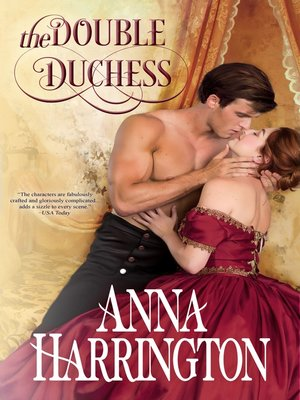 cover image of The Double Duchess