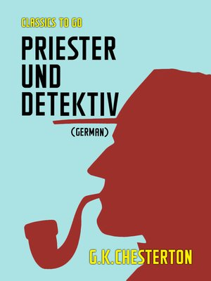 cover image of Priester und Detektiv