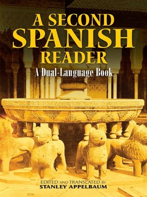 cover image of A Second Spanish Reader