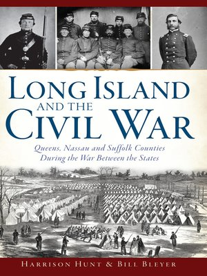 cover image of Long Island and the Civil War