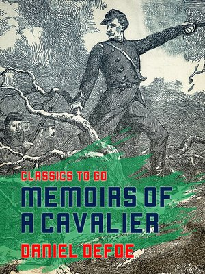 cover image of Memoirs of a Cavalier